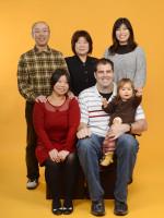 ご家族写真