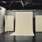 スタジオ内部